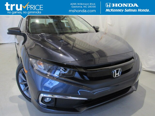 Certified Pre-Owned 2020 Honda Civic EX-L