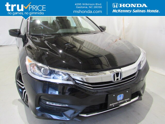 Certified Pre-Owned 2017 Honda Accord Sport Special Edition