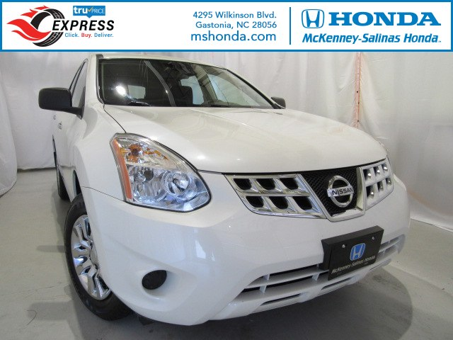 Pre Owned 2013 Nissan Rogue S