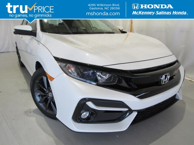 New 2020 Honda Civic EX