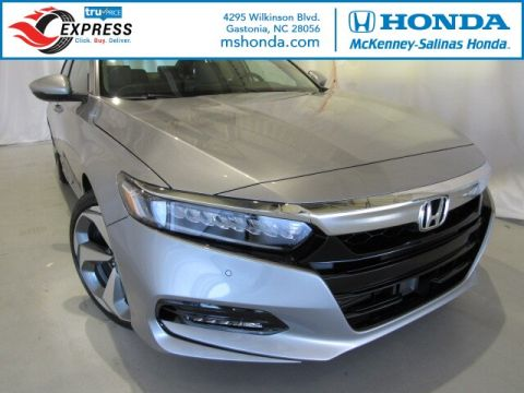 New 2019 Honda Accord Touring 2.0T